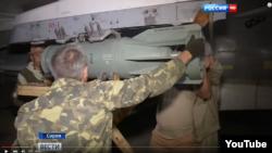 Российские военные в Сирии.