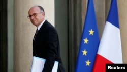 Ministri i Brendshëm i Francës, Bernard Cazeneuve.
