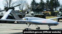 """""""Bayraktar"""" dronlarından Ukrayna ordusu da istifadə edir"""
