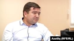Председатель Всемирного курултая башкир Данир Гайнуллин
