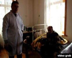 Təcili Tibbi Yardım Stansiyasının həkimi Siyavuş Ağayev