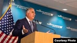 سخنرانی رضا پهلوی در مؤسسه واشینگتن برای خاور نزدیک
