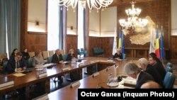 Romania - romanian government, PM Viorica Dancila, Bucharest