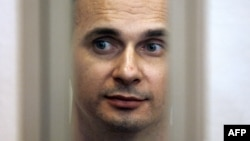 Ukrainian film director Oleh Sentsov