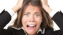 Стресс дәрәҗәгезне тикшерегез - Проверьте уровень стресса