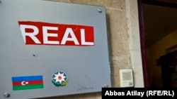 REAL hərəkatının ofisi