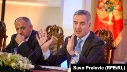 Javna sednica Vlade Crne Gore