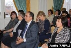 Уртада конференцияне оештыручы Рафаэль Гадиев