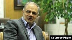 علی کاردر، مدیرعامل شرکت ملی نفت ایران