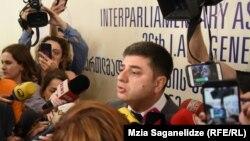 Своей вины в произошедших событиях Закария Куцнашвили не отрицал, но возложил ответственность на оппозицию