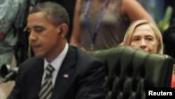 Американскиот претседтаел Барак Обама