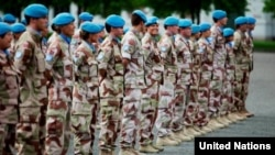 UN peace force