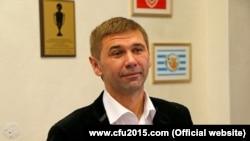 Глава КФС Юрий Ветоха