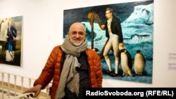 Український художник Олександр Ройтбурд