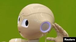 Японський робот-гуманоїд Пеппер, ілюстраційне фото