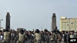 Центральная площадь Каира оцеплена полицией
