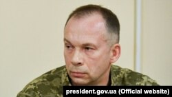 Президент призначив генерал-лейтенанта Олександра Сирського командувачем Об'єднаних сил 6 травня