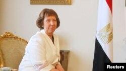 Përfaqësuesja e Lartë për Politikë të Jashtme dhe Siguri, Catherine Ashton (Ilustrim)