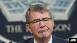 Sekretari amerikan i Mbrotjes, Ash Carter