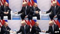 Razgovori o svemu, uključujući i tvrdnje o ruskom miješanju u izbore u SAD: Vladimir Putin i Donald Trump