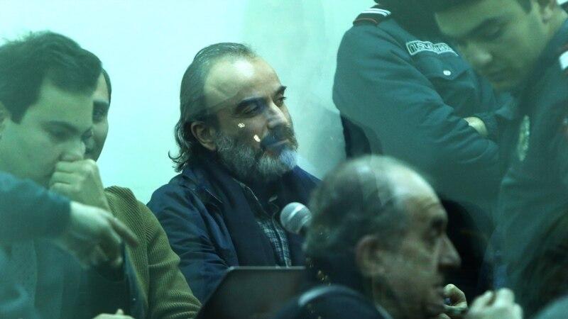 Ժիրայր Սեֆիլյանը դատապարտվեց 10 տարի հինգ ամսվա ազատազրկման