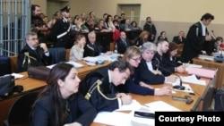Суд у італійській Павії щодо причетності українця Віталія Марківа до загибелі італійського журналіста. 8 лютого 2019 року