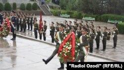 В Таджикистане отметили День победы