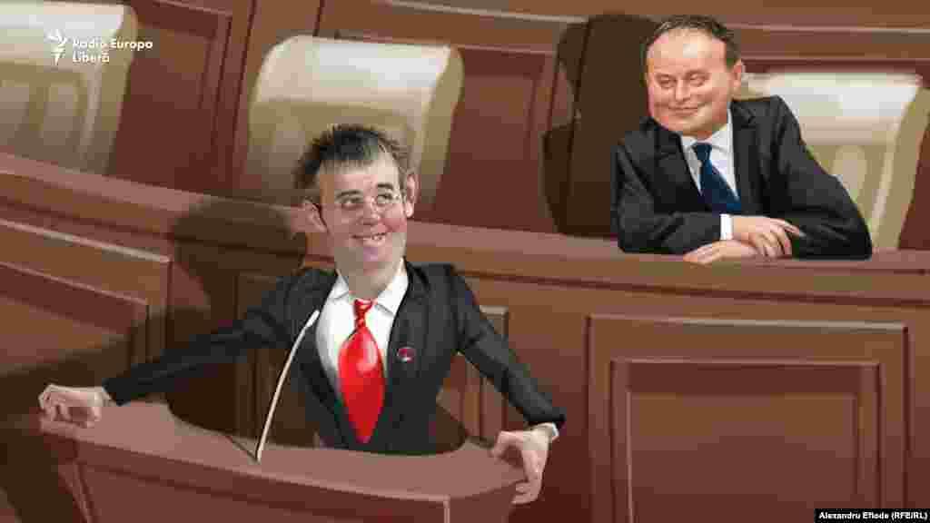 Sergiu Sîrbu și PD au promovat anularea imuntății parlamentare, spunând că deputații trebuie să fie mai aproape de oameni.