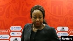 Fatma Samoura