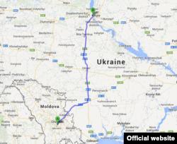 Între Chișinău și Kiev...