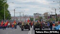De 9 mai, la Chișinău