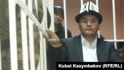 Камчыбек Ташиев, Бишкек, 10 января 2013 года.