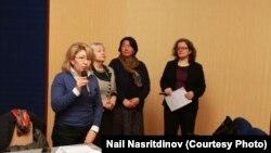 Анара Ниязова, эксперт по гендеру