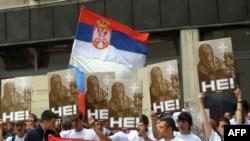 Protest protiv NATO-a u Beogradu, 12. i 13. juni 2011