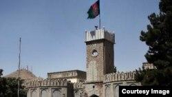 د افغانستان ولسمشرۍ ماڼۍ، ارګ