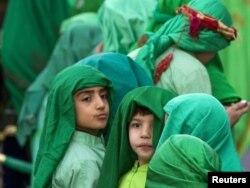 İranda Aşura günü
