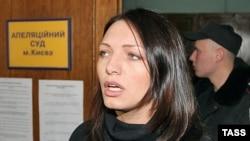Мирослава Гонгадзе Київ, січень 2006 Архівне фото