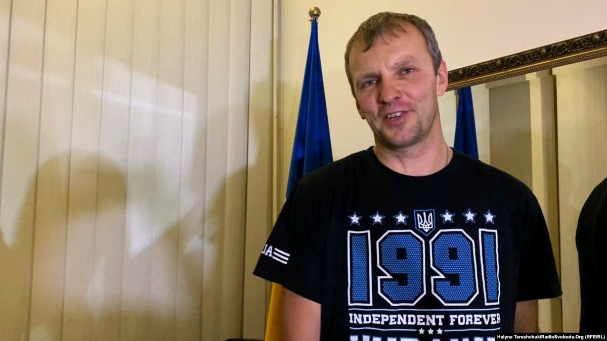 МВД: Игорь Мазур вернулся в Украину