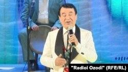 Народный артист Узбекистана Гуломжон Якубов.