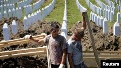Potočari, Srebrenica, 7. jul 2016, ilustrativna fotografija