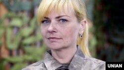 Представитель СБУ Украины Алена Гитлянская - об инсценировке убийства Аркадия Бабченко