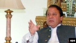 نواز شريف نخست وزير سابق پاکستان