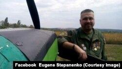 Євген Степаненко, учасник Революції гідності, учасник бойових дій, режисер