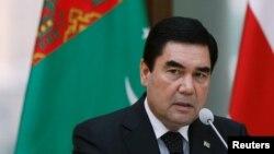 Президент Туркменистана Г.Бердымухамедов