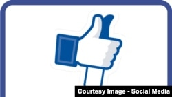 Facebook, like-knife