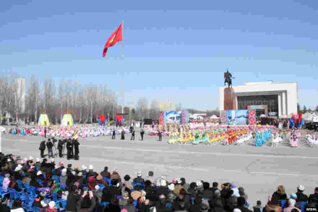 Празднование Нооруза в регионах #1