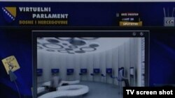 Bosnia and Herzegovina - Sarajevo, TV Liberty Show No.866 06Mar2013