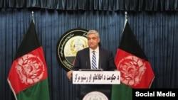 د افغانستان لوی څارنوال فرید حمیدي.