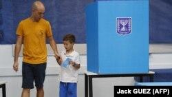 Glasanje u Izraelu, ilustrativna fotografija