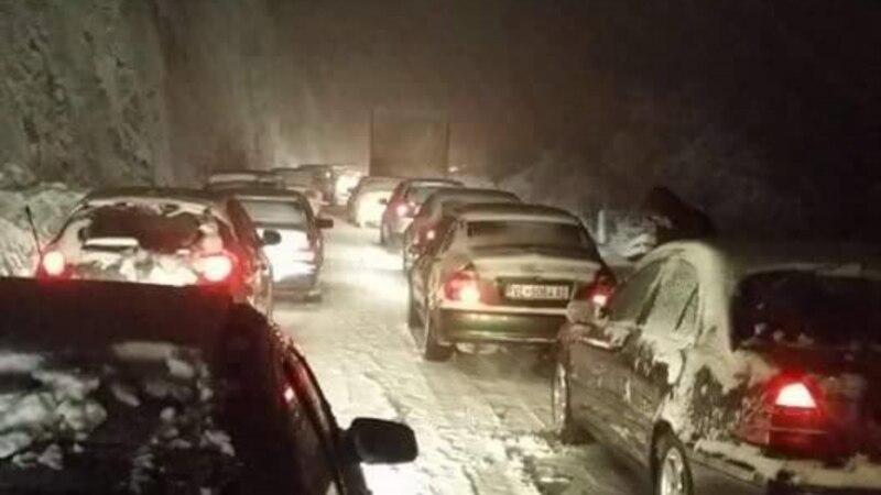 Сообраќајот во зимски услови  можна појава на голомразица